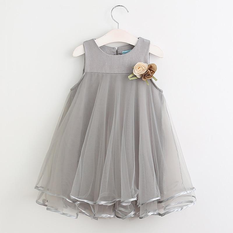 Платье для девочек 2017, 3 7