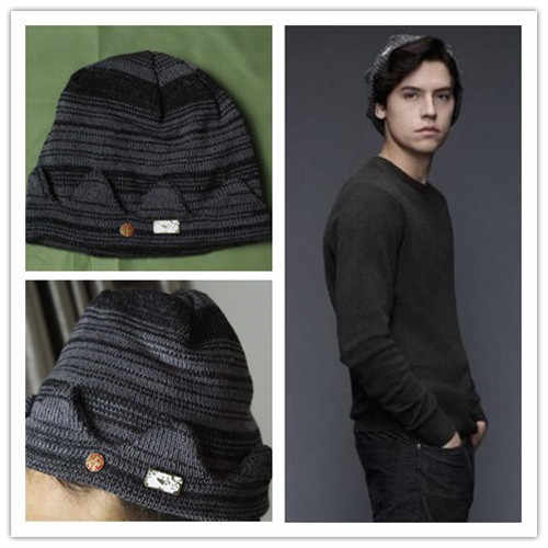 Riverdale Jughead Jones Cosplay Octagonal Hat Beanie Cap