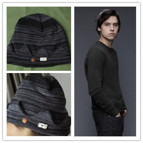 Riverdale Jughead Jones Cosplay Octagonal Hat Beanie Cap -in ... fb0038c71cbe