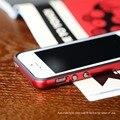 Capa para iphone 5 5s 5se anti-knock back covers para iphone 5s phone case rock royce série cruz carcasa