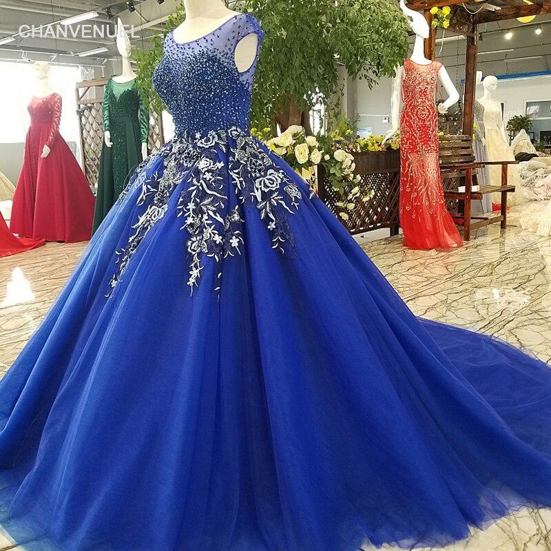 LS31219 синее вечернее платье с капюшоном рукав o образным вырезом зашнуруйте вверх тюль задние кружевные цветы платье для матерей невест деше