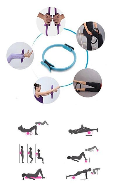Quality Yoga Pilates Ring