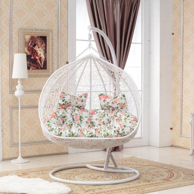 Letto Matrimoniale A Dondolo.Amaca Sedia Dormitorio Adulto Coperta Balcone Camera Da Letto