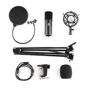 Image 5 - Kit de micro à condensateur USB MAONO Microphone de Studio professionnel Podcast lecture et prise de micro pour PC karaoké enregistrement de jeu YouTube