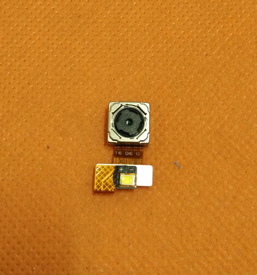 Original Photo Rear Back Camera 13.0MP Module For Bluboo Maya Smartphone MT6580A Quad Core 5.5 inch HD free shipping