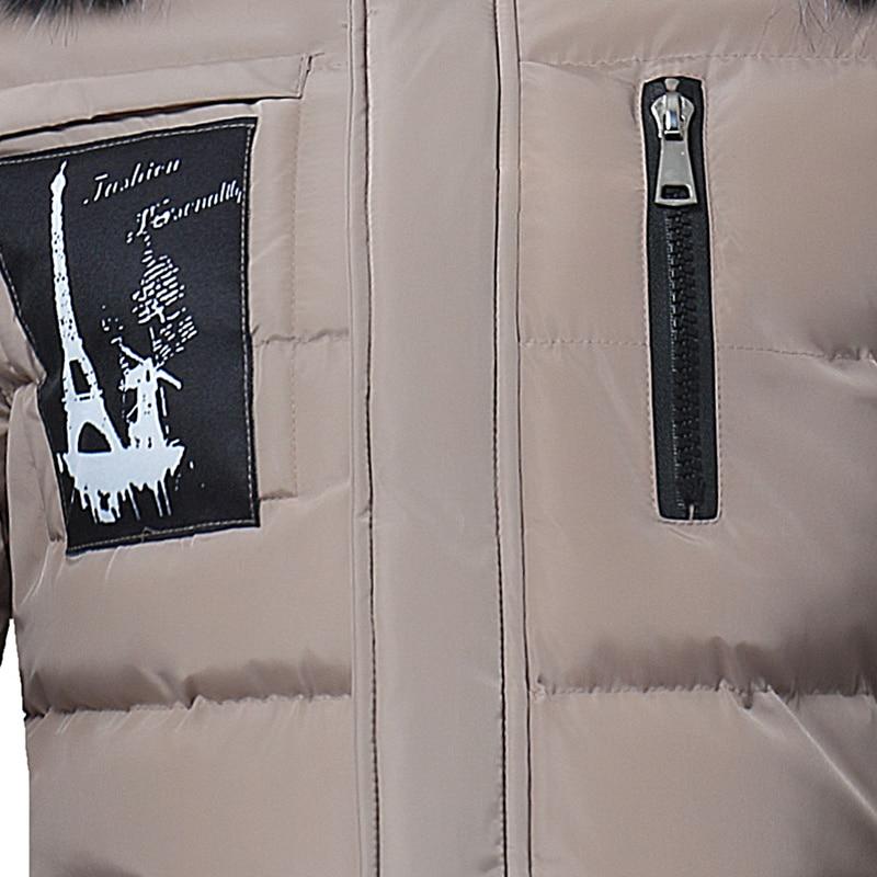 army Long bourgogne Épais Au Capuchon Hiver Élégant Qualité Noir vent kaki Haute Mâle Chaud De Green Hommes bleu Outwear Et Parka Garder À Yuwaijiaren Coupe Xwtx1qSp0