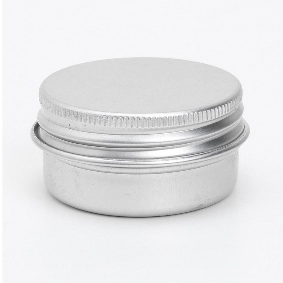 HTHL-50 x Vacuum cosmetic container Container Jar of aluminum lip cream 50 ml screw cap anime naruto brinquedos action