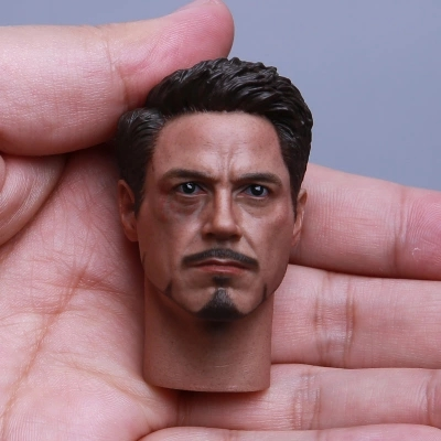 New Custom 1/6 Iron Man Tony Reduces The Battle Damage Version and New Hair Style Free Shipping for 12 Action Figure Toys earth 2 vol 3 battle cry the new 52
