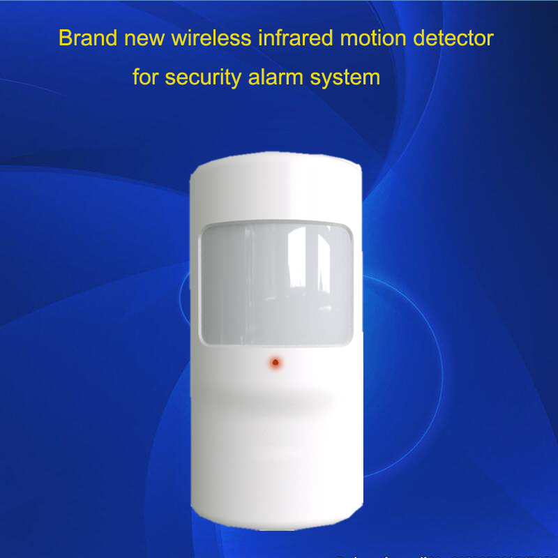 smart Brand New wireless infrared motion detector,sensor for security alarm systems Golden security G90B,S1,S2,and other alarms new coming small size portable infrared breast detector for women self exam