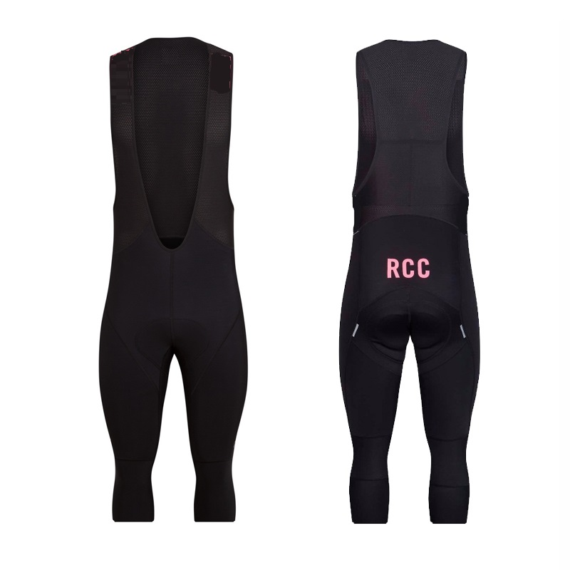 New 2019 Spanish brand Pro Team Winter Cycling Bib pants With high density Pad winter thermal fleece fabric cycling tights in Cycling Pants from Sports Entertainment