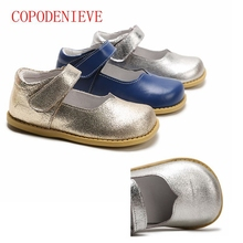 COPODENIEVE  children little girls dress shoes girls princess shoes Bright petals shoes Soft pretty comfortable for kids girls pretty girls