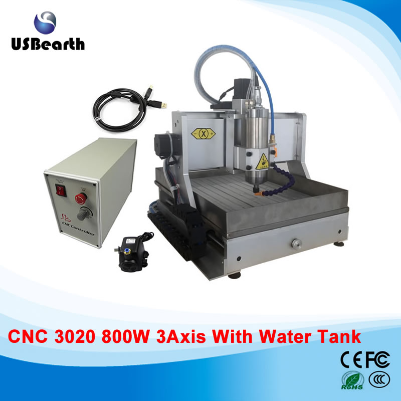 LY CNC 3020Z-VFD 800W USB 3axis cnc wood carving machine engraving Machine for PCB,free tax to EU free tax to eu city cnc router 3020 t d300 cnc milling machine cnc engraving machine for wood pcb plastic carving and drilling