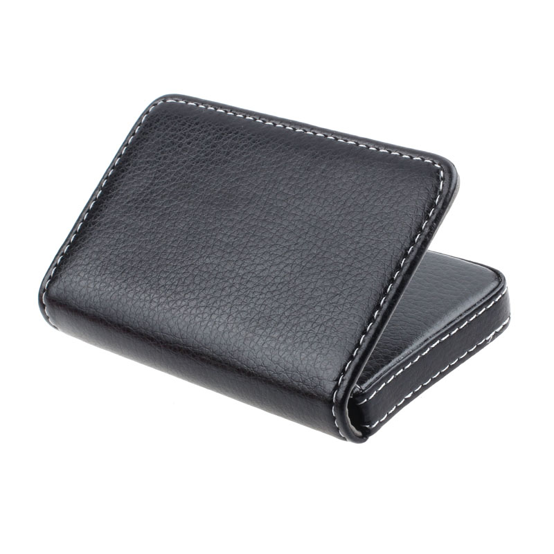 Exquisite Magnetic Attractive Card Case Business Card Case чехол Box Holder TR