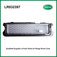 New Car Front Grille LR032397 silver+gray for Range Rover Sport 2010 2013 LR054766 silver+black LR054767 all black for RRS 2014