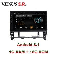 VenusSR Android 8,1 2.5D dvd del coche para Mazda 6 Radio 2002-2008 multimedia GPS Radio estéreo navegación gps