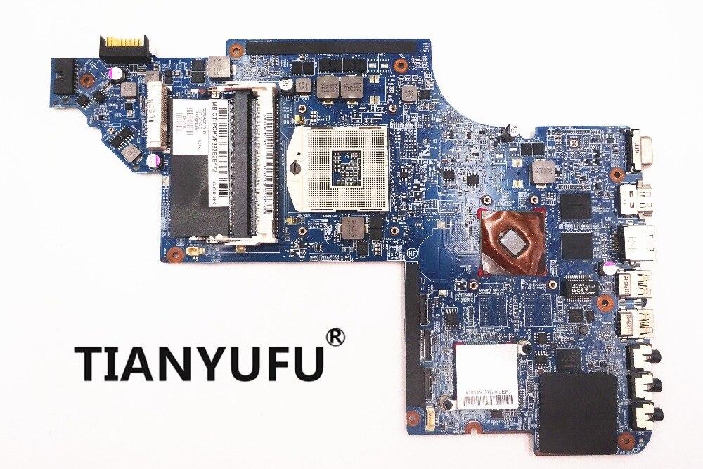 จัดส่งฟรี 665987 001 เมนบอร์ดสำหรับ HP Pavilion DV7 DV7 6000 6490/1 กรัมแล็ปท็อปเมนบอร์ดทดสอบทำงาน-ใน แผงวงจรหลัก จาก คอมพิวเตอร์และออฟฟิศ บน AliExpress - 11.11_สิบเอ็ด สิบเอ็ดวันคนโสด 1