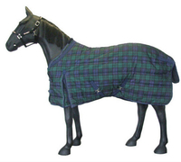 Winter Outdoor Horse Racing Clothing Thicken Warm Cotton Horse Rugs Wind Proof Detachable Horse Harness