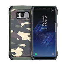 Army Camo Camouflage Phone Case For Samsung Galaxy S9 S8 Plus S7 S6 Edge Note 8 Armor Cases J2 J5 J7 Prime A720