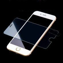 6 6S 5 5 Tempered Glass Screen Protector Front Film For Apple iPhone 6Plus 6SPlus Sturdy