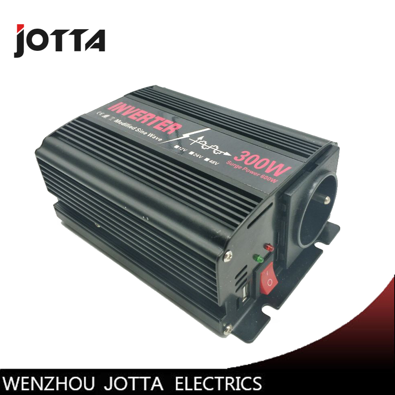300W WATT DC 12V to AC 220V modified sine wave Portable Car Power Inverter Adapater Charger Converter Transformer 1500w watt dc 12v to ac 220v modified sine wave portable car power inverter adapater charger converter transformer