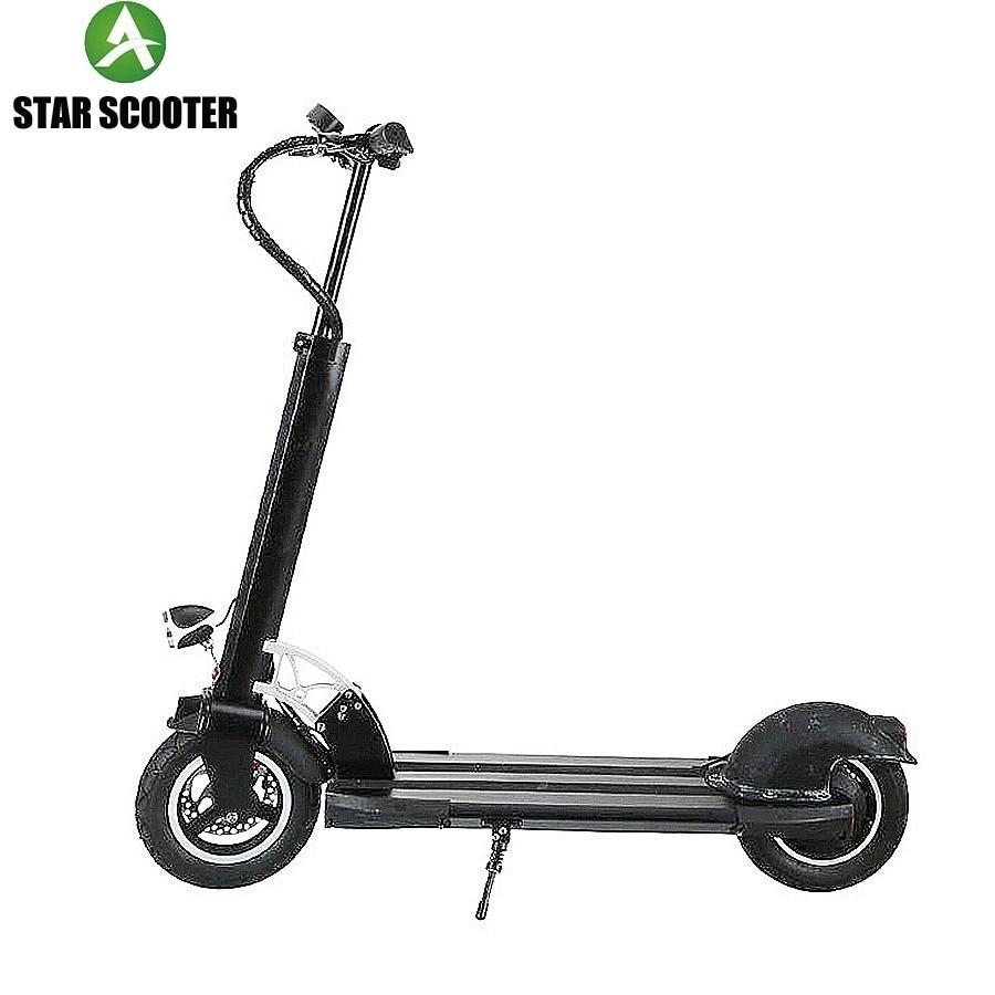 STAR livraison gratuite 10 pouces iScooter Scooter électrique intelligent pliant longboard Hoverboard planche à roulettes 2 roues vélo