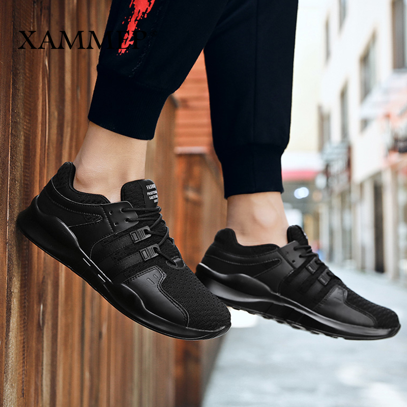 Respirant Red Sneakers Black Automne white Xammep black Ressort Chaussures Maille Mâle Sur Appartements Casual Marque Plus Mocassins Taille Hommes white gray Grande red And Glissement Blue wqT8gtZ