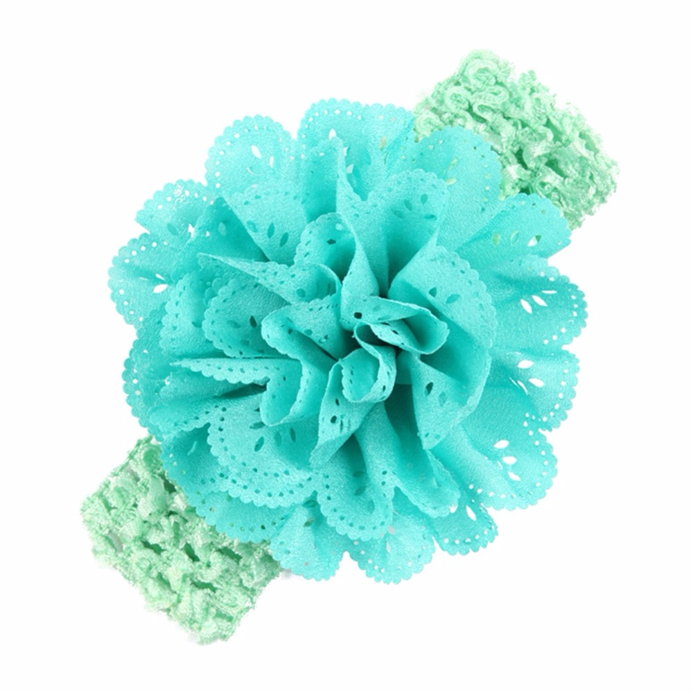 1Pcs Kids Girls Baby Toddler <b>Infant</b> Flower Headband Hair Band Hair Accessories - China Cheap Products