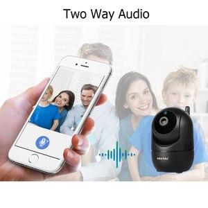 Image 3 - SECTEC bulut kablosuz IP kamera 1080P akıllı otomatik takip İnsan kapalı ev güvenlik gözetleme CCTV ağ Wifi kamera
