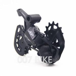 Image 3 - SHIMANO DEORE XT M8100 مجموعة الدراجة الجبلية MTB 1x12 Speed CSMZ90 11 51T SL + RD + CSMZ90 + X12 M8100 محول خلفي Derailleur