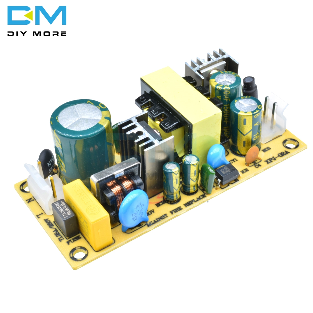 AC-DC 12V3A 24V1.5A 36W Switching Power Supply Module Bare Circuit 220V To 12V 24V Board For Replace Repair