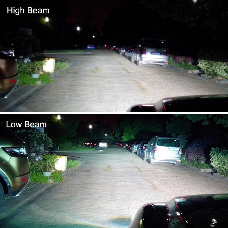 headlight 48w high beam low beam