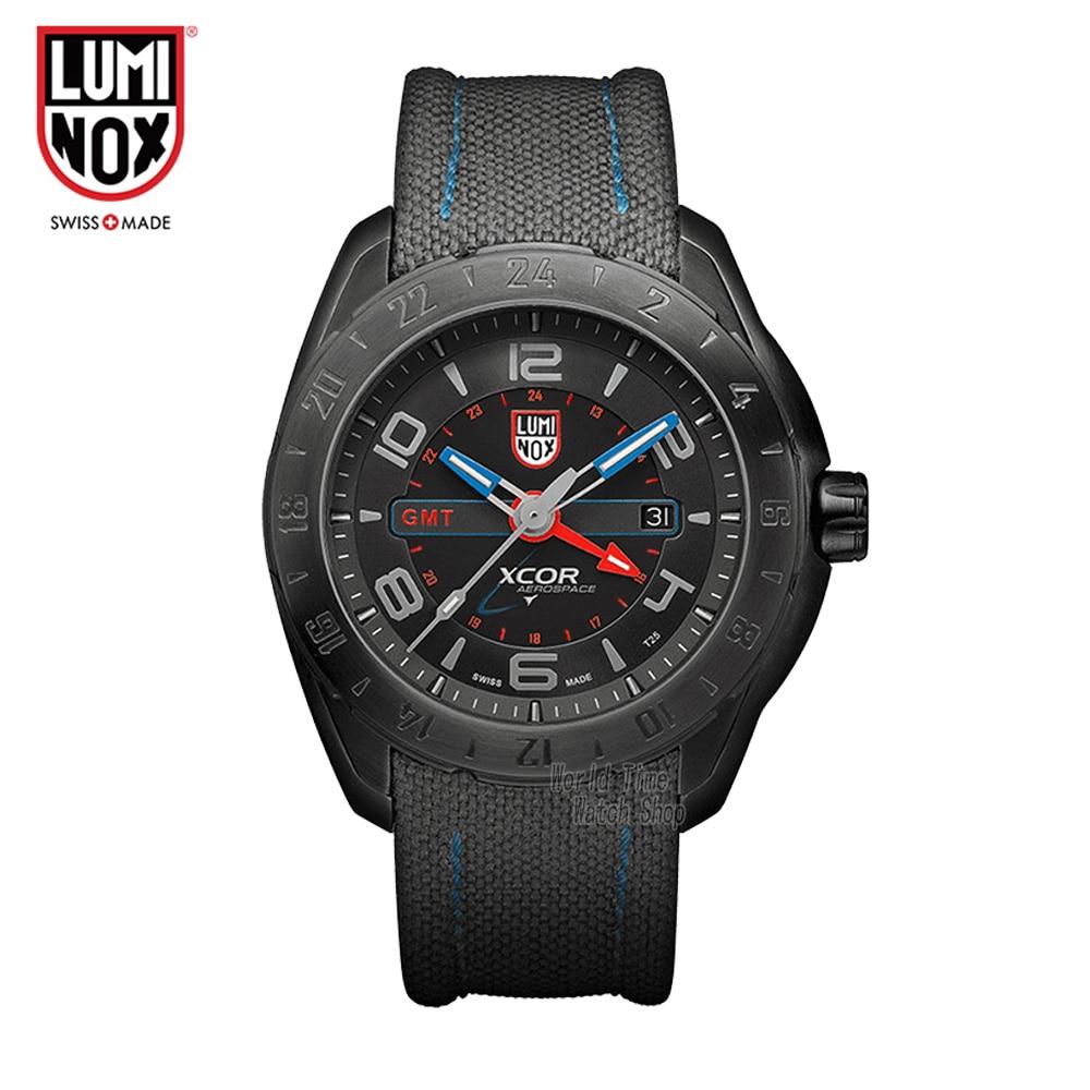 Luminox XU 5121 GN Space series GMT Wrist watch