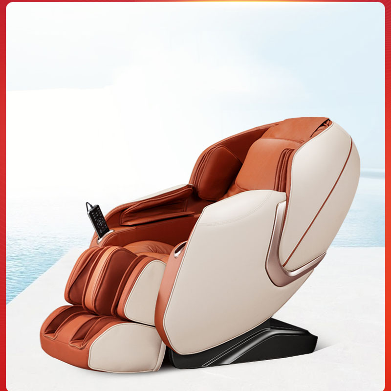 Full Body Electric Massage Chair Space Capsule Zero Gravity Household Old Man Neck Back Waist Massage Sofa