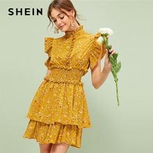 à florale robes SHEIN
