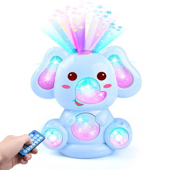 HziriP 2019 Elephant Music Story Player Baby Early Learning Educational Kids Toys for Children Game Lovely Birthday Party Gifts