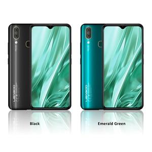 "Image 4 - LEAGOO S11 Android 9,0 4G Smartphone 6,3 ""de agua pantalla 4GB 64GB 3300mAh Helio P22 13MP Cámara Dual huella digital smartphone"