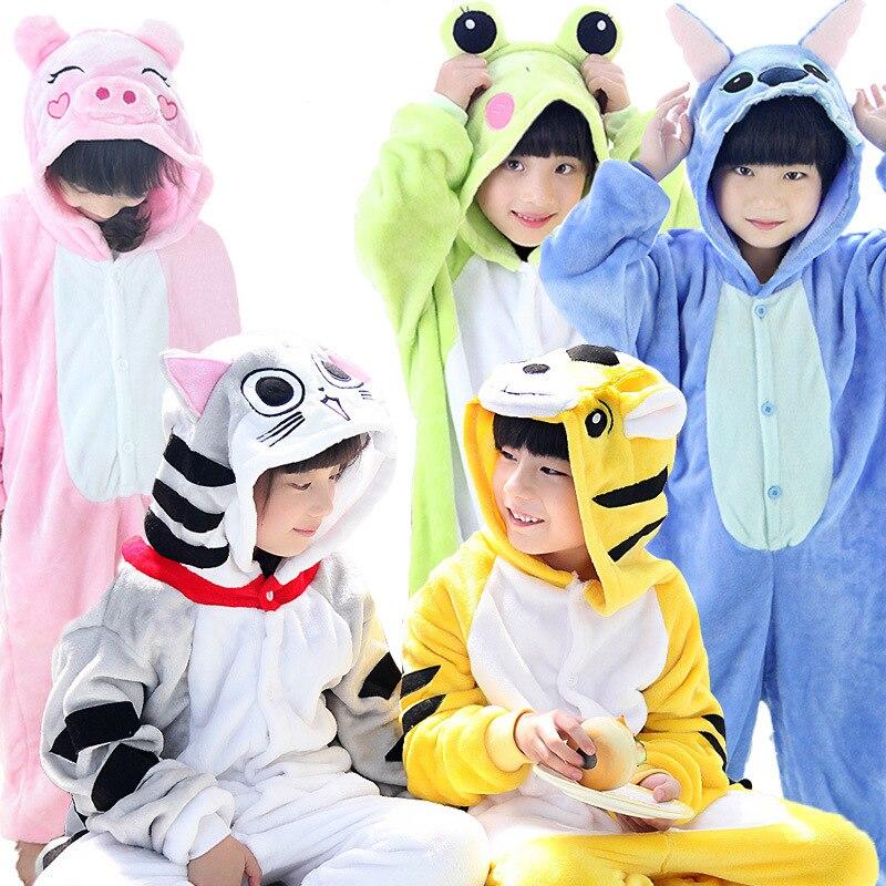 28 кигуруми фланелевые детские пижамы для мальчиков и девочек, костюм единорога, детские пижамы с рисунком стежка, детские пижамы для мальчиков и девочек, фланелевые детские пижамы,