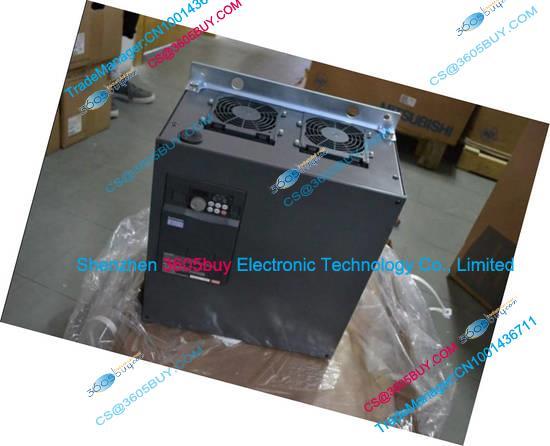 37KW inverter FR-F740-37K-CHT 380~480V 60A 37KW 0.5~400Hz with keypad New Original