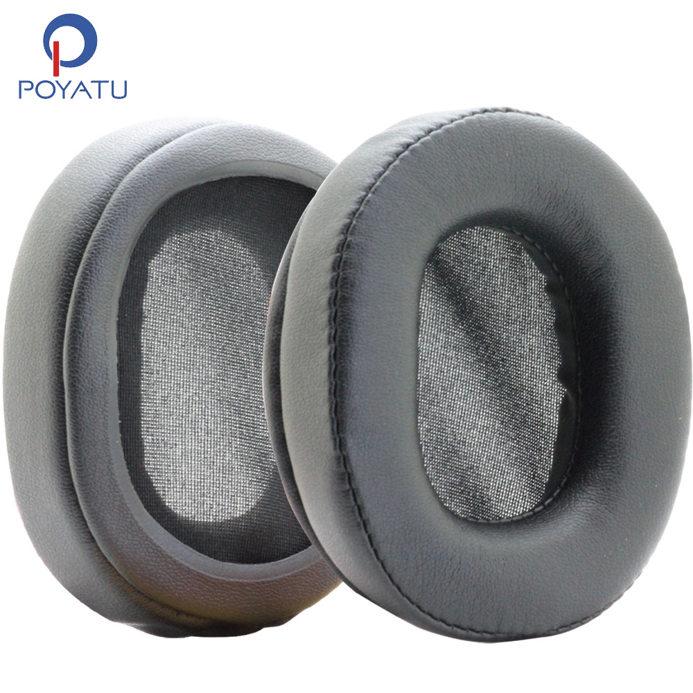 Poyatu Earpads for Sony MDR-7506, MDR-V6, MDR-CD900ST 7506 V6 Headphones Replacement Ear pads Cushions