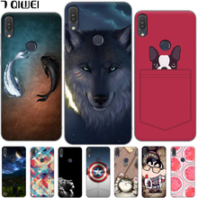 For ASUS Zenfone Max Pro M1 ZB601KL Case Print Dog Soft Silicone Case for ASUS Zenfone Max Pro M1 ZB602KL ZB 602KL X00TD Cover -in Fitted Cases from Cellphones & Telecommunications on Aliexpress.com | Alibaba Group
