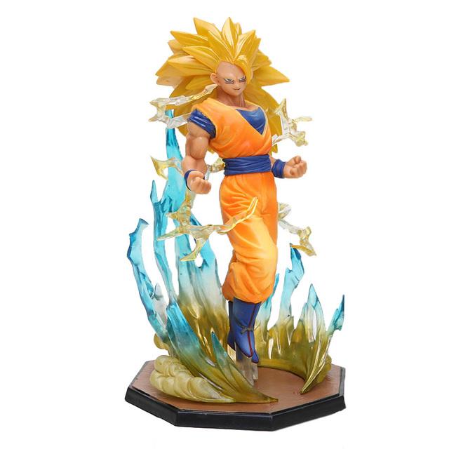 Dragon Ball Z Super Saiyan Goku Son Gokou Action Figure