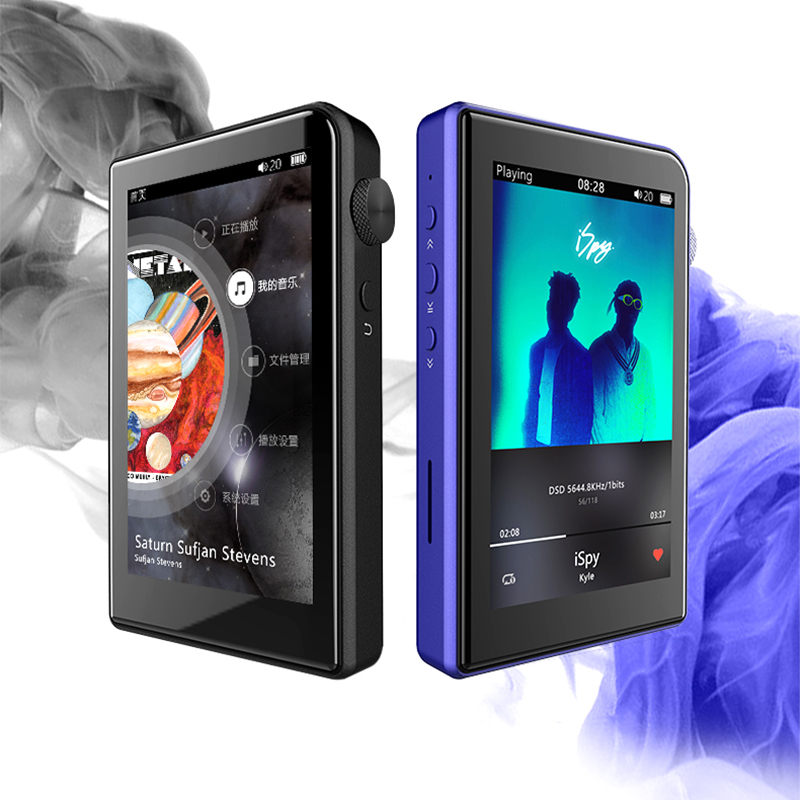 Shanling M2s Retina Portable Bluetooth AptX 4.0 Mini DAP Lossless Music Player DSD256 AK4490EQ+MUSES8920+TPA6120 M1 Upgraded MP3 цена 2017