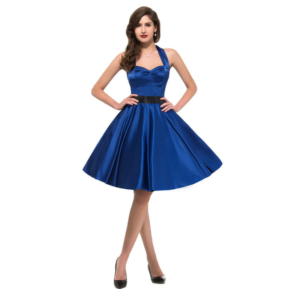 Knee Length Formal Dresses for Women