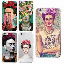 Frida Kahlo Art Case for iPhone & Samsung