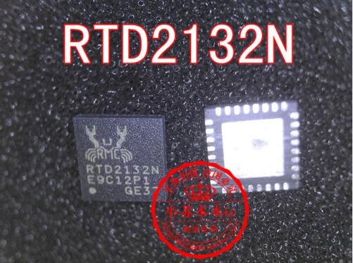 The original 10pcs lot RTD2132N CGT RTD2132N QFN32 laptop chip