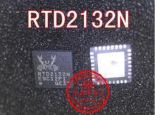Оригинальный 10 шт./лот RTD2132N-CGT RTD2132N QFN32 ноутбука чип