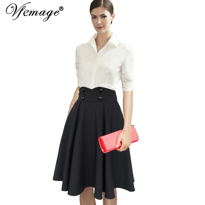 Compare Prices on High Waisted Business Skirt- Online Shopping/Buy ...