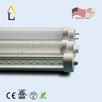 25 pcs/lot tubo stock aux ETATS-UNIS etl T8 LED Tube Lumière 8ft 48 W SMD2835 240 led Remplacement Lampada Led éclairage Fluorescent