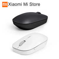 Xiaomi Wireless Mouse 1200dpi 2.4Ghz Optical Mouse Mini Portable Mouse For Macbook Mi Notebook Laptop Computer Mouse