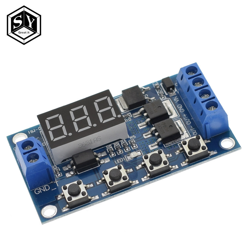 Buy Timer Circuit Board And Get Free Shipping On Home Theater Boardcircuit Boards Orderpcb